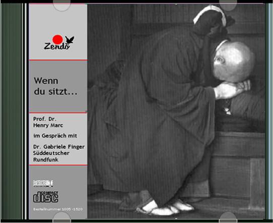 CD ZEN - Wenn du sitzt